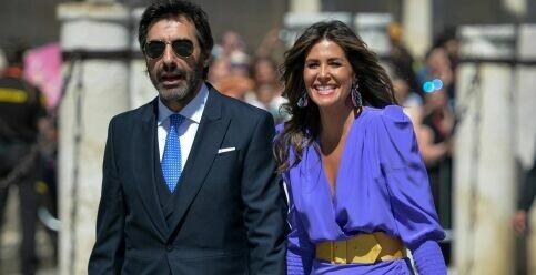Foto de Nuria Roca y Juan del Val, una pareja convertida en negocio de éxito