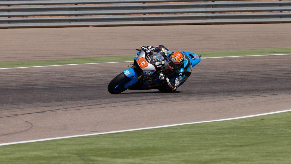 Tito Rabat y la Honda de Márquez, un dúo para evitar una paliza en MotoGP
