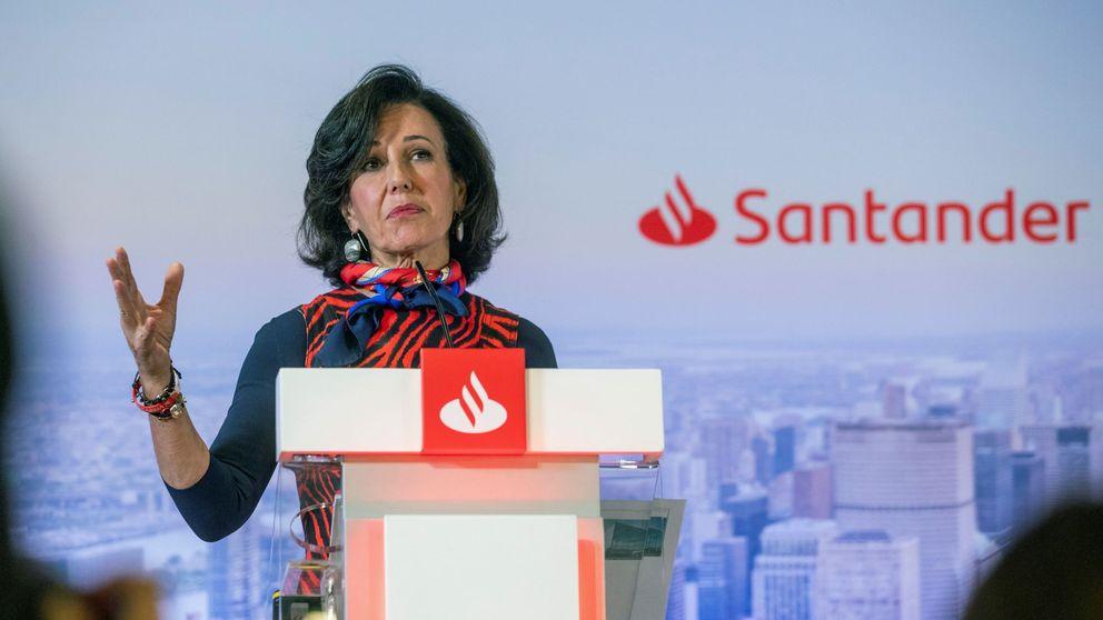 Santander aviva los contactos con accionistas justo antes reelegir a Botín