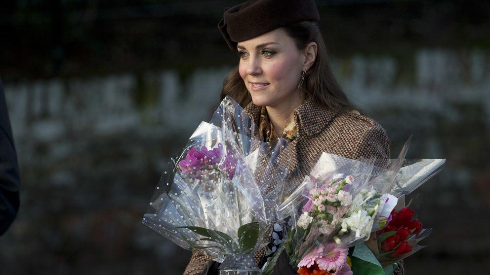 Kate Middleton desaira a Isabel II