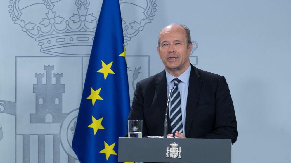 Foto: El ministro de Justicia. (EFE)