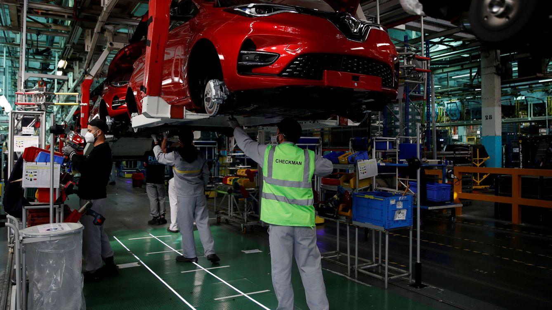 Renault suprimirá 15.000 empleos en todo el mundo pero descarta cierres en España