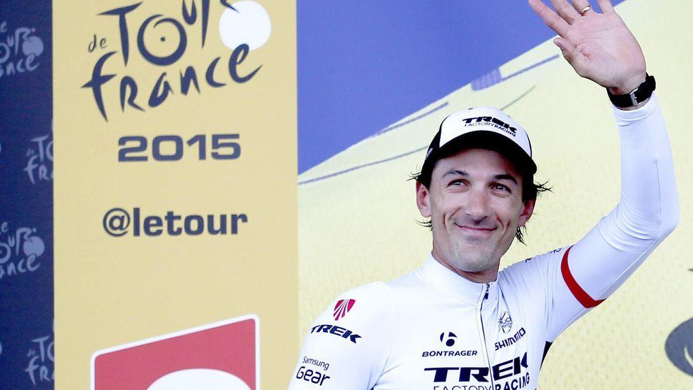 Fabian Cancellara anuncia que deja el ciclismo al final de la temporada 2016