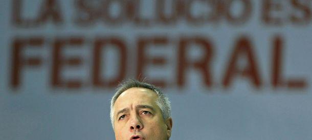 Foto: El líder del PSC, Pere Navarro (EFE)