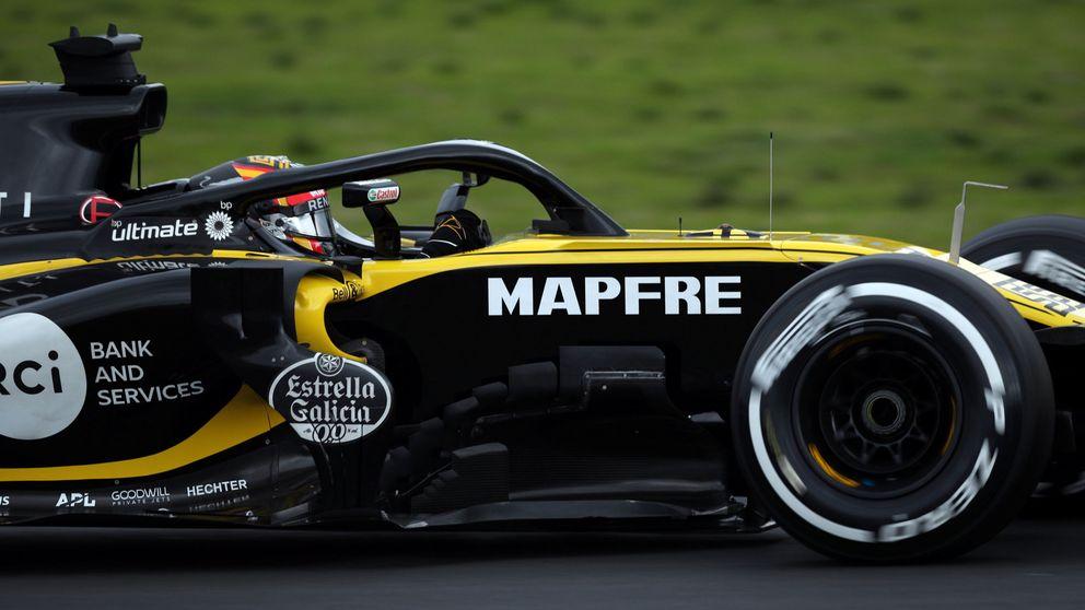 La semana perdida de Carlos Sainz, Renault y la mayoría en Montmeló