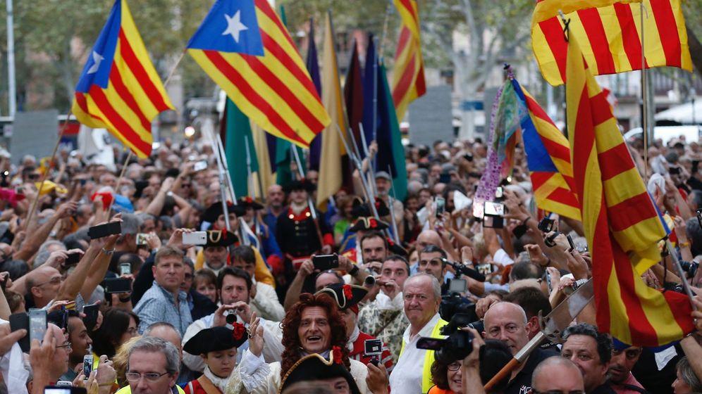 Foto: Fiestas de la Mercè. (EFE)