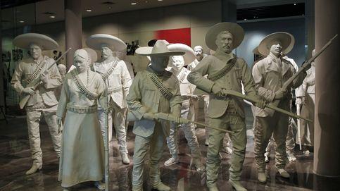 Nueva vida del monumento a la Revolución en México