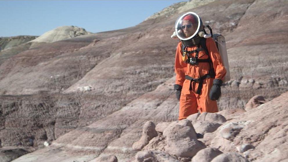 He vivido dos semanas en 'Marte' y los humanos son el mayor de los peligros