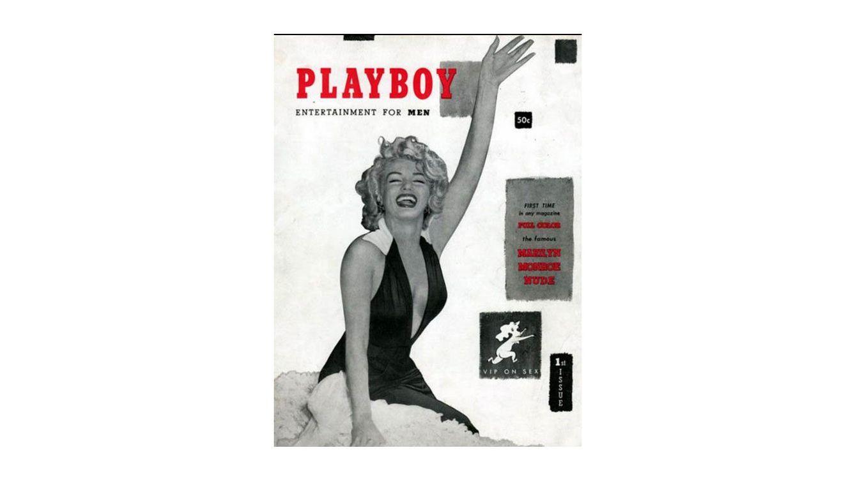Foto: De Pamela Anderson a Kim Kardashian: las portadas más míticas de Playboy