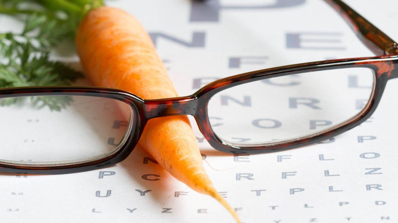 Foto: Las zanahorias, una fuente de vitamina A. (iStock)