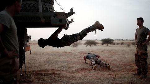 Así combaten las fuerzas francesas en Mali