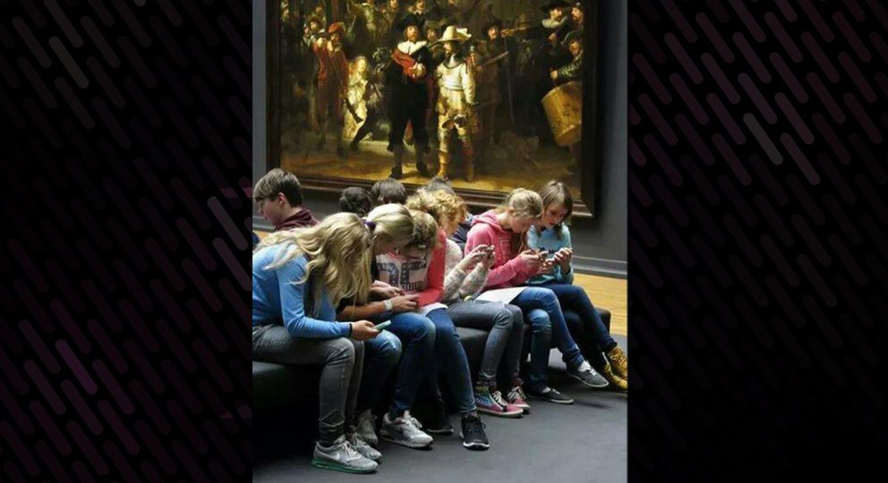 Foto: Los niños de Rembrandt