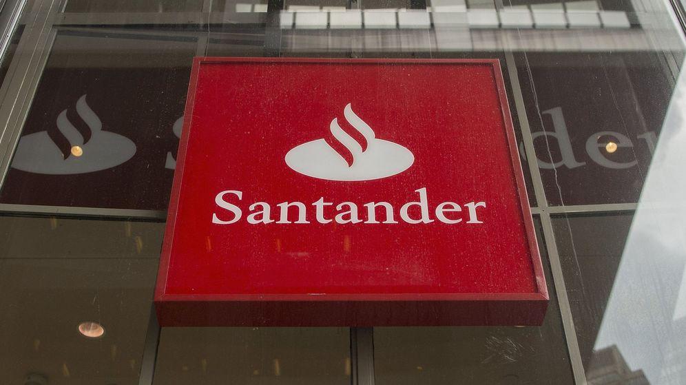 Foto: Sede del Banco Santander en Boston, Massachusetts, (Estados Unidos). (EFE)