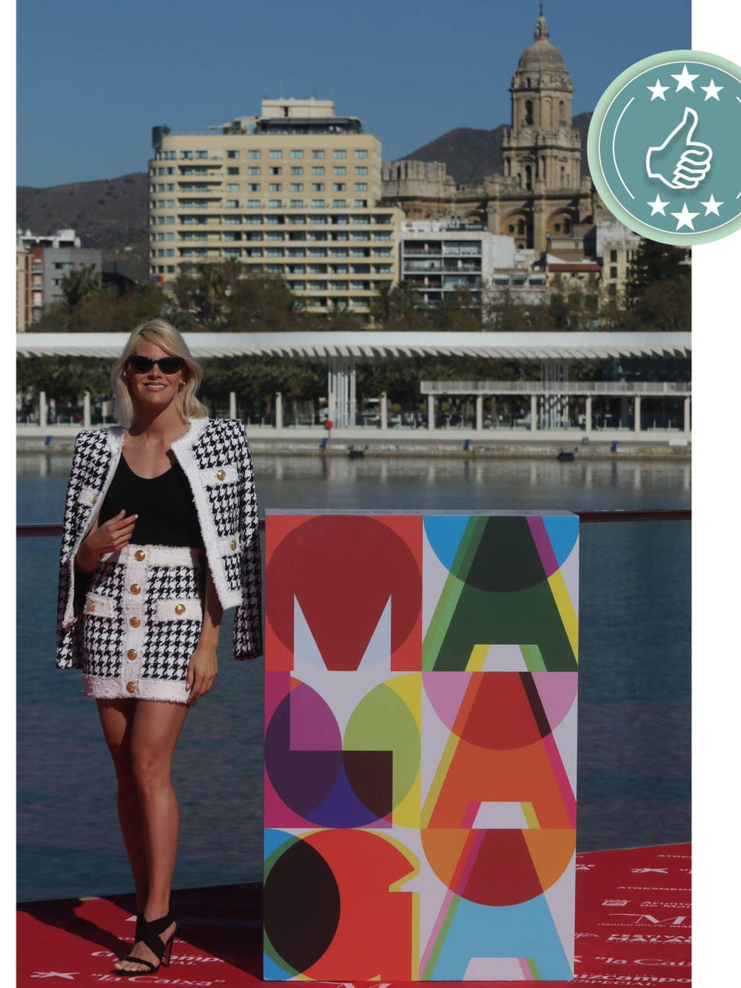 Amaia Salamanca. (Cordon Press)