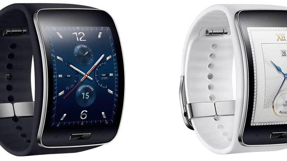 Gear S, el 'wearable' de Samsung