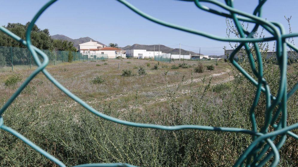 Foto: Los terrenos contaminados de Palomares. (EFE)