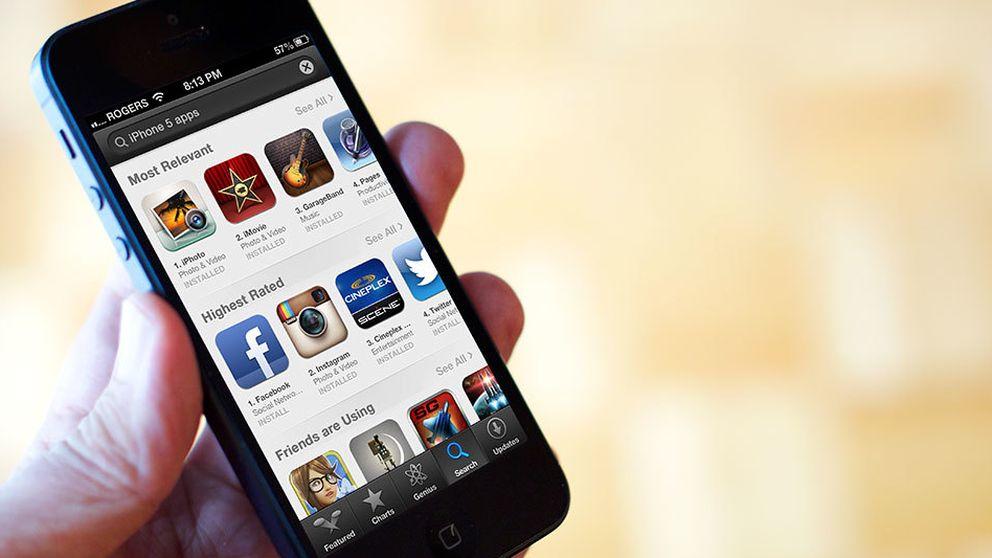 El lucrativo fraude de las valoraciones de 'apps'