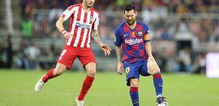 Post de Filtran las camisetas de Barcelona y Atlético de Madrid del próximo año