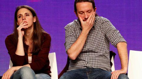 Pablo Iglesias, Irene Montero y la generación perdida