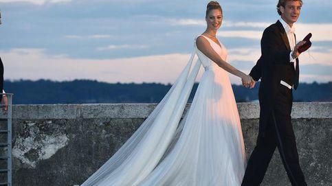 Armani, el diseñador escogido por Beatrice Borromeo para vestir en su boda religiosa
