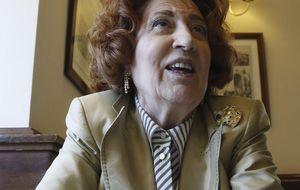 Carmen Iglesias, nueva directora de la Real Academia de la Historia
