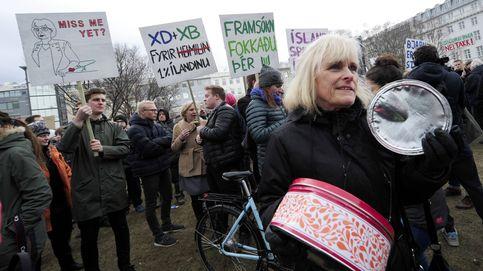 Banqueros presos e inmunidad política: Islandia, diez años después del derrumbe