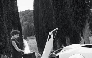 Pirelli celebra su 50 aniversario con Dell'Atte y Helmut Newton