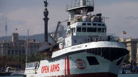 Evacuados 9 inmigrantes del Open Arms a la espera de la orden definitiva de Salvini