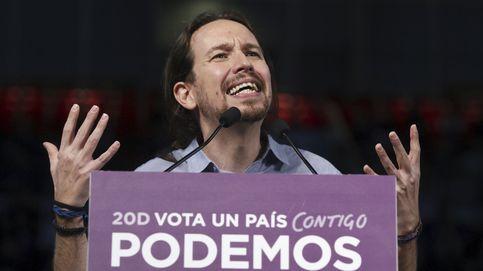 Iglesias critica el tono del debate y dice que Podemos debate con respeto