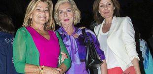 Post de De Carlos Herrera a Nuria González: su homenaje a Mercedes Domecq