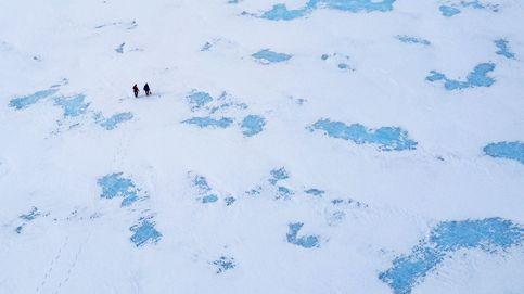 Recupera una cartera perdida hace 53 años en la Antártida