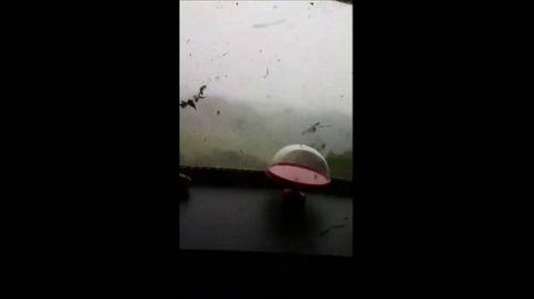 Tornado en Córcega