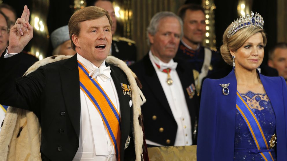 10 momentos claves en su primer año como Reyes de Holanda