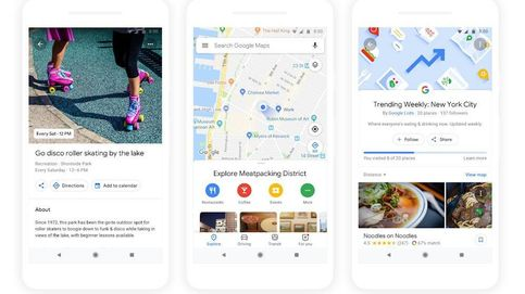 Google Maps está a punto de cambiar por completo: así lo verás pronto en tu móvil