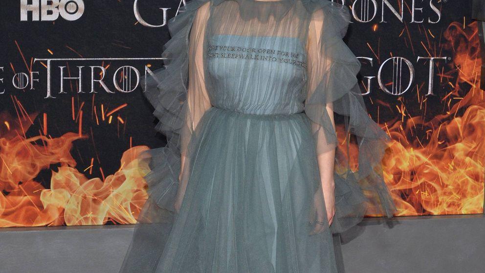 'Juego de tronos': solo una actriz fue bien vestida en la alfombra roja, el resto un horror