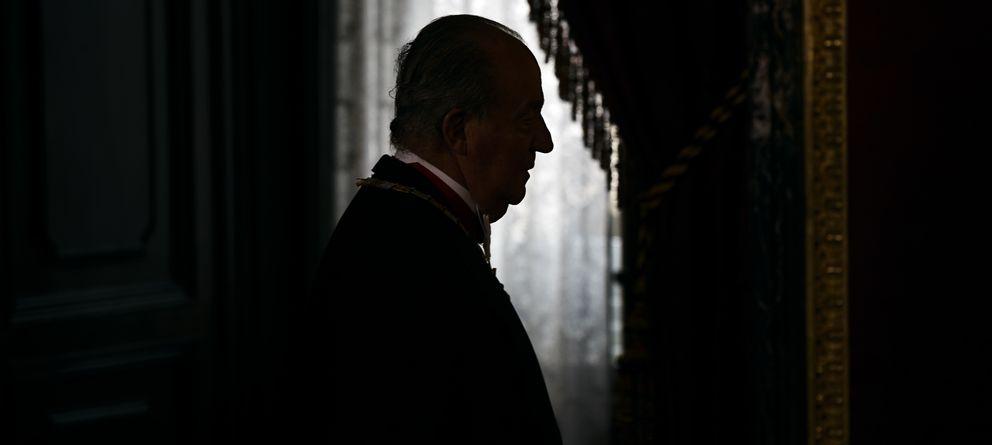Foto: Fotografía de archivo del Rey Juan Carlos. (Gtres)