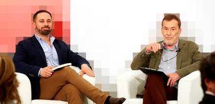 Post de Dragó y Abascal desvelan 'sin querer' la identidad del verdadero creador de Vox
