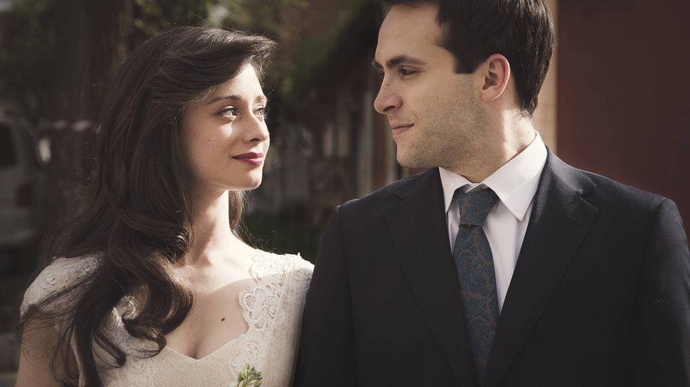 Foto: Así vivieron Ricardo Gómez y Elena Rivera su final en 'Cuéntame'. (TVE)