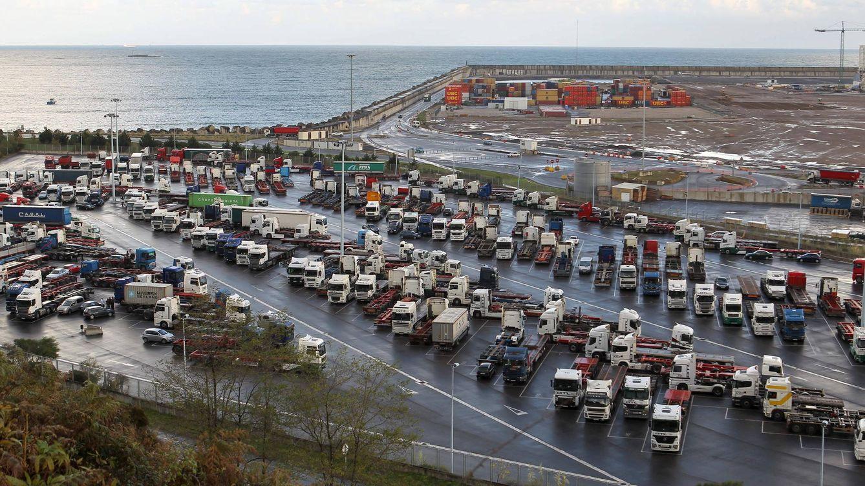 El PNV enciende el debate de los peajes con su nuevo canon para camiones en Vizcaya