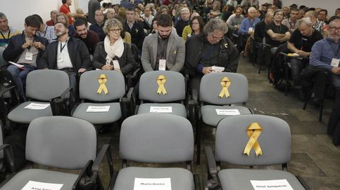 La Junta Electoral prohíbe que los miembros de las mesas lleven lazos amarillos el 21-D