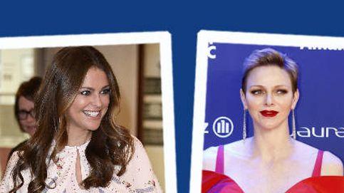 Estilo Real: la desacertada reaparición de Magdalena y el look rojo pasión de Charlène