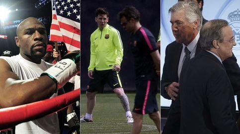 Del Combate del Siglo al lío de Messi con Luis Enrique: lo más leído del año