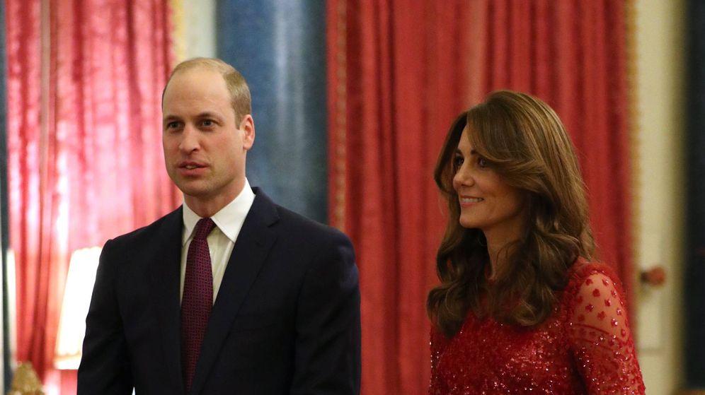 Foto: Los duques de Cambridge. (CP)