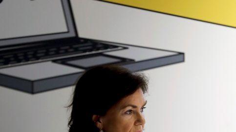 Carmen Calvo: La libertad de expresión no lo resiste todo
