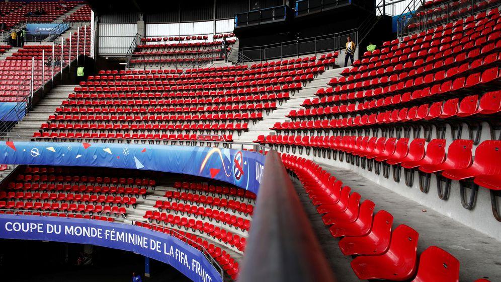 Foto: Estadio del Mundial de Francia en Rennes. (Reuters)