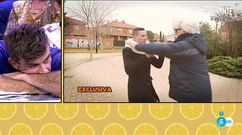 La familia Caparrós destrozada: Andrés ataca a un equipo de 'Sálvame'