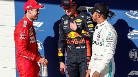 Verstappen alimenta las sospechas sobre Ferrari y la broma envenenada de Vettel