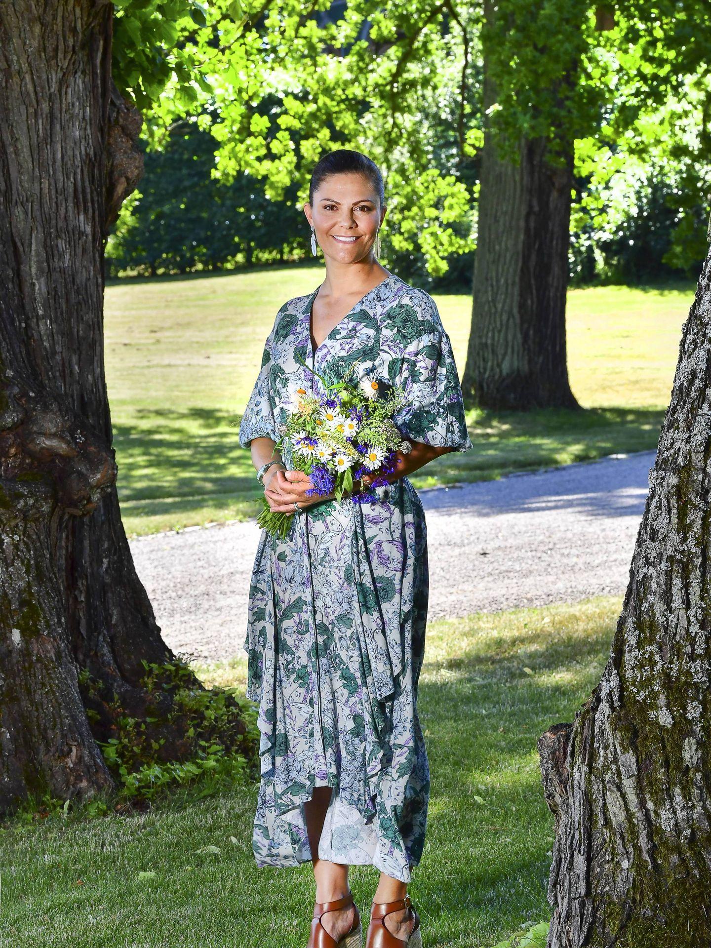 La princesa Victoria cumple 43 años. (Cordon Press)