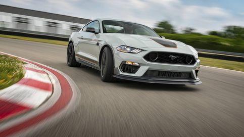 Probamos el Mach 1, el Mustang que Ford jamás había vendido en Europa