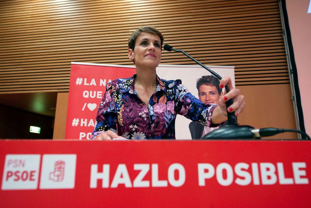 Foto: María Chivite. (EFE)
